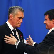 Midi-Pyrénées-Languedoc-Roussillon: Valls veut unir la gauche