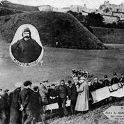 25 septembre 1909, le président de la République inaugure le salon de l'aéronautique