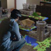 E3 2015 : Microsoft met le jeu vidéo à l'heure de la réalité augmentée