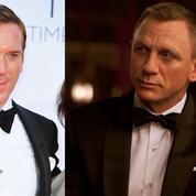 Damian Lewis sera-t-il le premier James Bond roux ?