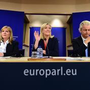 Marine Le Pen veut faire de son groupe au Parlement européen une «force de frappe»