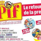 Le magazine Pif Gadget va être relancé cet été