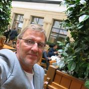 Un tea time avec Grégoire Delacourt
