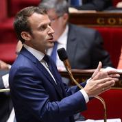 Le plan de Macron pour «accroître durablement la croissance»