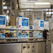 Le lait Candia bientôt en vente dans les supermarchés chinois