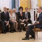 Les sanctions pèsent sur le Davos russe