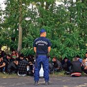 La Hongrie veut un mur sur sa frontière serbe