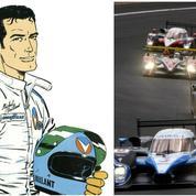Michel Vaillant va s'exposer au Mans