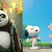 Kung Fu Panda 3, Snoopy... Le cinéma fait ses B.A.