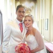 Raphaël Varane s'est marié