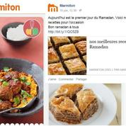 Le site Marmiton noyé sous les injures après avoir publié des «recettes du Ramadan»