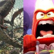 Box-office : Vice Versa résiste à Jurassic World