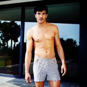 Des shorts de bain nouvelle vague