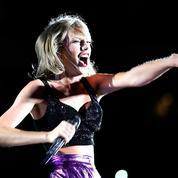 La superstar Taylor Swift fait plier Apple