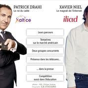 Bouygues Telecom : Patrick Drahi fera-t-il mieux que Xavier Niel?