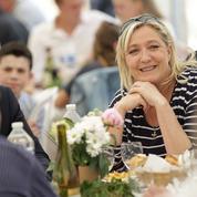Régionales: Marine Le Pen dans les starting-blocks