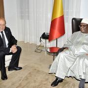 La France en soutien de l'accord de paix au Mali