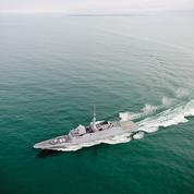DCNS livre une frégate à la marine égyptienne