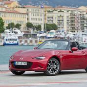 Mazda MX-5 : le renouveau du petit roadster