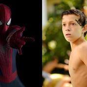 À 19 ans, Tom Holland devient le nouveau Spider-Man