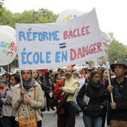 Enseignants: une grande manifestation en septembre
