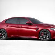 Alfa Romeo Giulia, une renaissance à l'italienne
