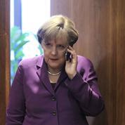 Angela Merkel sait depuis 2013 qu'elle a été espionnée par la NSA