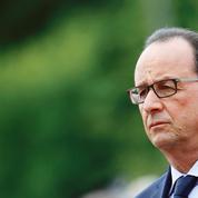 2017: Hollande redoute un éparpillement des candidatures à gauche