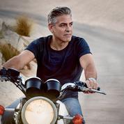 George Clooney traverse l'Amérique à moto façon Easy Rider