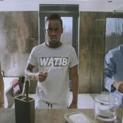 Le rappeur Black M, artiste le plus zappé des radios