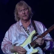 Chris Squire, le bassiste du groupe Yes, est mort