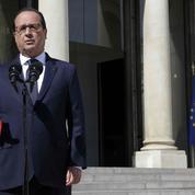 Crise grecque : Hollande tente en vain de jouer les «traits d'union»