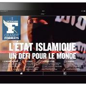 «Le Figaro Grands Formats» prolonge l'actualité sur tablette