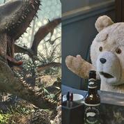 Box-office US : Ted battu par Jurassic World et Vice Versa