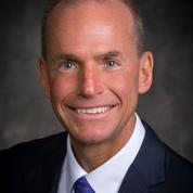 Boeing: Dennis Muilenburg,un pilote aguerri dans le cockpit