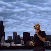 Microsoft abandonne des activités Internet à Uber et AOL