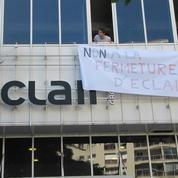 Les salariés d'Éclair Group tentent de sauver leur entreprise