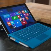 Surface 3 de Microsoft : du progrès, mais peut mieux faire