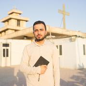 Savin, futur prêtre syriaque catholique de 60.000 déplacés