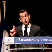 Sarkozy engage une lutte «à mort» avec le FN