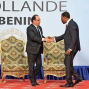 Hollande accaparé par la Grèce au Bénin