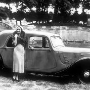 Citroën lance la Traction Avant 7 en 1934