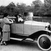La 10HP de 1919 : première voiture française produite en série