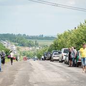 Le blocus économique du Donbass se met en place
