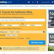 Les contrats de Booking.com seraient défavorables... aux voyageurs