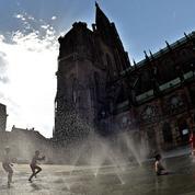 Canicule: les températures continuent de grimper