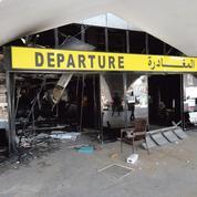 L'aéroport de Tripoli, cimetière de l'unité nationale libyenne