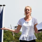 Marion Maréchal-Le Pen lance sa campagne en Paca sur des thèmes identitaires
