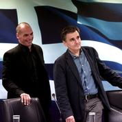 Le nouveau ministre grec des Finances formé à Oxford