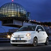 Fiat 500, un goût de trop peu